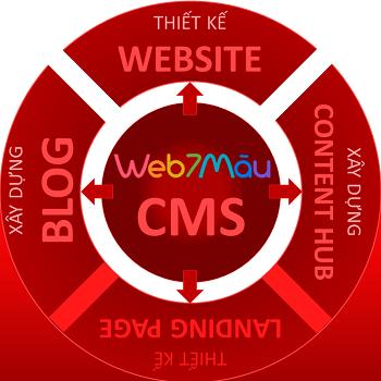 Thiết kế Website Web7Màu