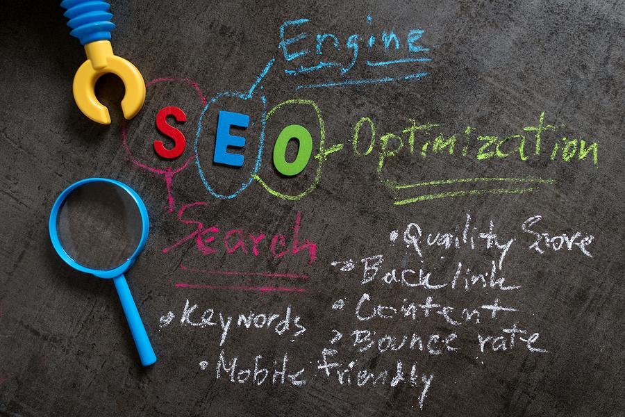 Tối ưu hóa trang web của Bạn cho SEO
