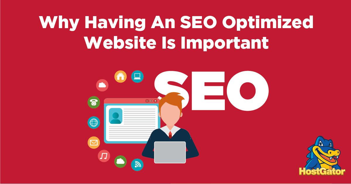 Web tốt được tối ưu hóa SEO