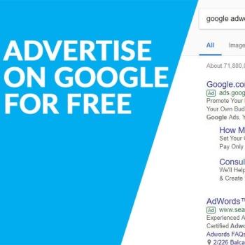 5 cách quảng cáo miễn phí trên Google<br />[Điểm đánh giá: B]
