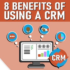 8 lợi ích khi áp dụng CRM trong doanh nghiệp