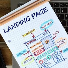 Cách thiết kế một trang landing page chuyển đổi cao