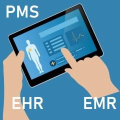 EHR, EMR, PHR và PMS là gì? Tại sao phòng khám Bạn nên dùng PMS, EMR và EHR trên mây theo loại SaaS/Cloud?