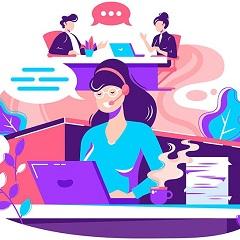 Giao tiếp số với khách hàng - Digital customer communications - 8 xu hướng Bạn nên tìm kiếm trong năm 2021
