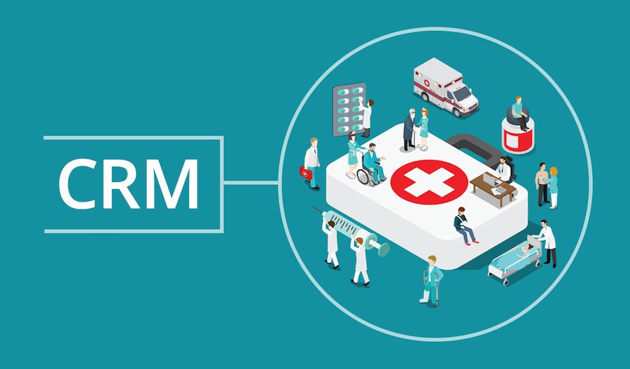 Các tính năng cần có của một Healthcare CRM