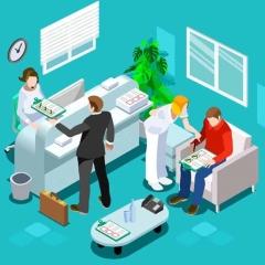 Hiện đại hóa bộ phận tiếp tân & tiếp thị của phòng khám theo tinh thần Healthcare Sales Funnel