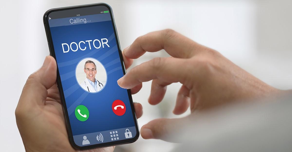 Telemedicine giúp ít lần hủy hẹn vào phút cuối hơn