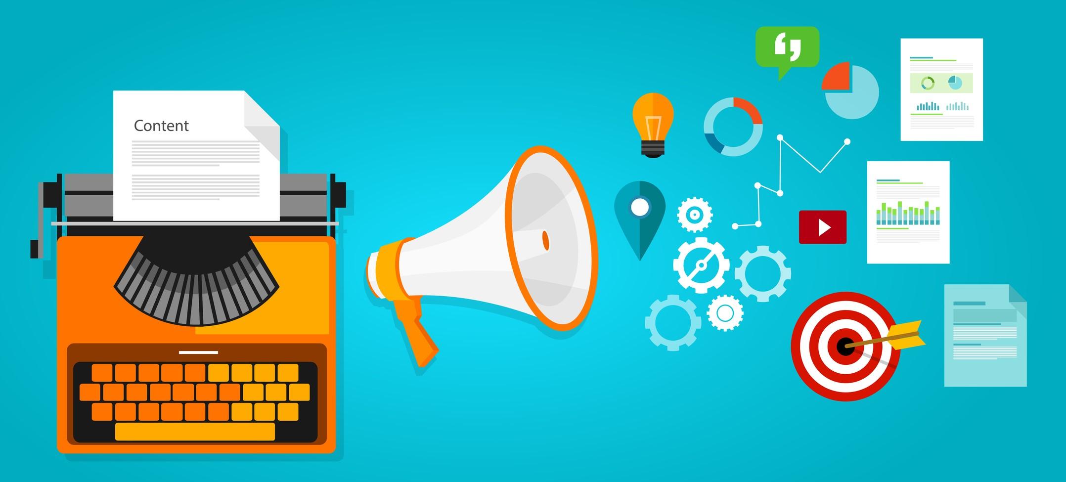 Làm sao phân phối nội dung blog