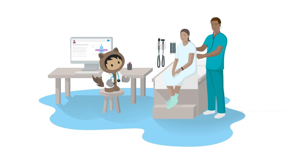 Phần mềm Healthcare CRM có thể làm gì?