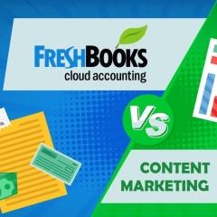 Phần mềm kế toán online Freshbooks thu hút các doanh nghiệp nhỏ bằng chiến lược tiếp thị nội dung