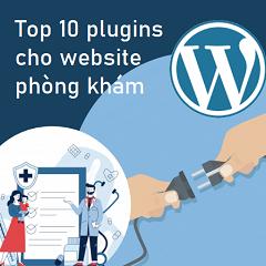 Top 10 plugins đặc biệt được thiết kế cho các chuyên gia y tế