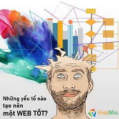 Web Bạn có phải là WEB TỐT?