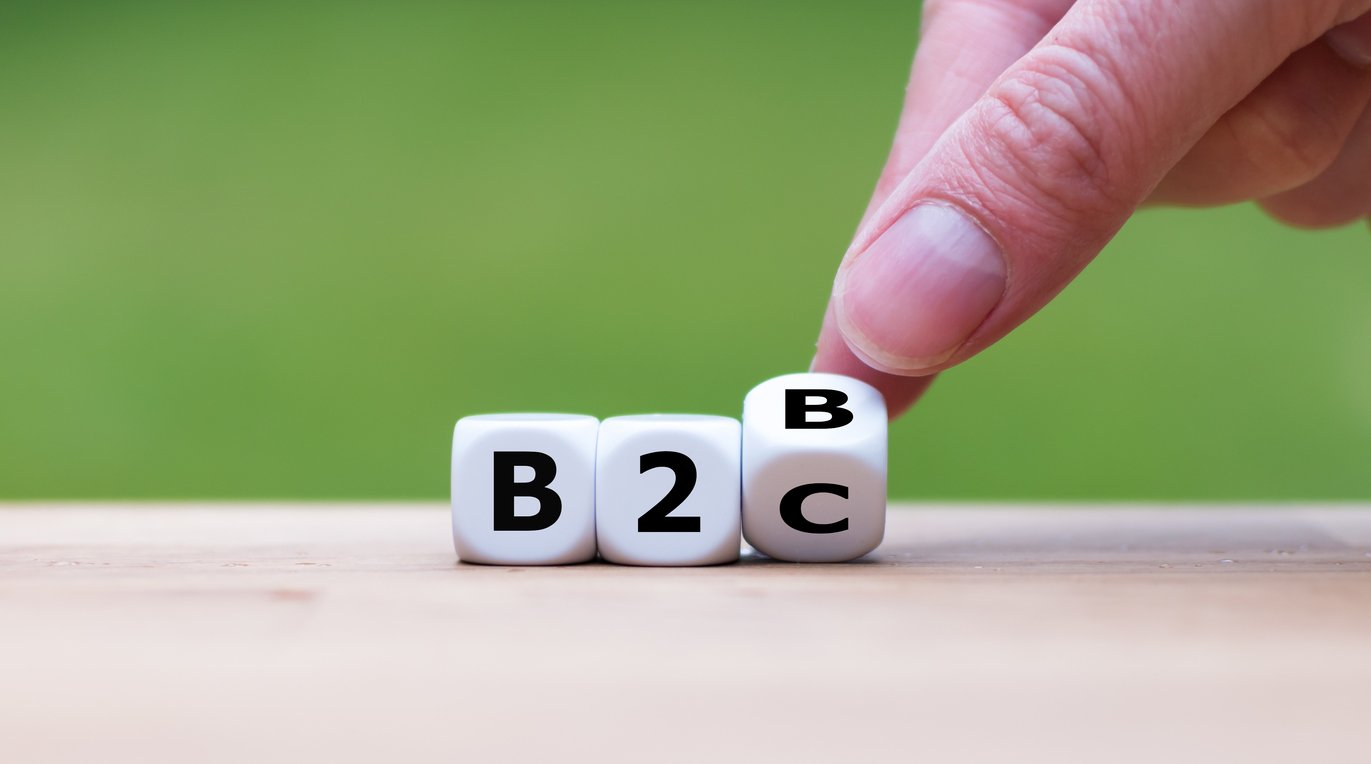 B2B học từ B2C
