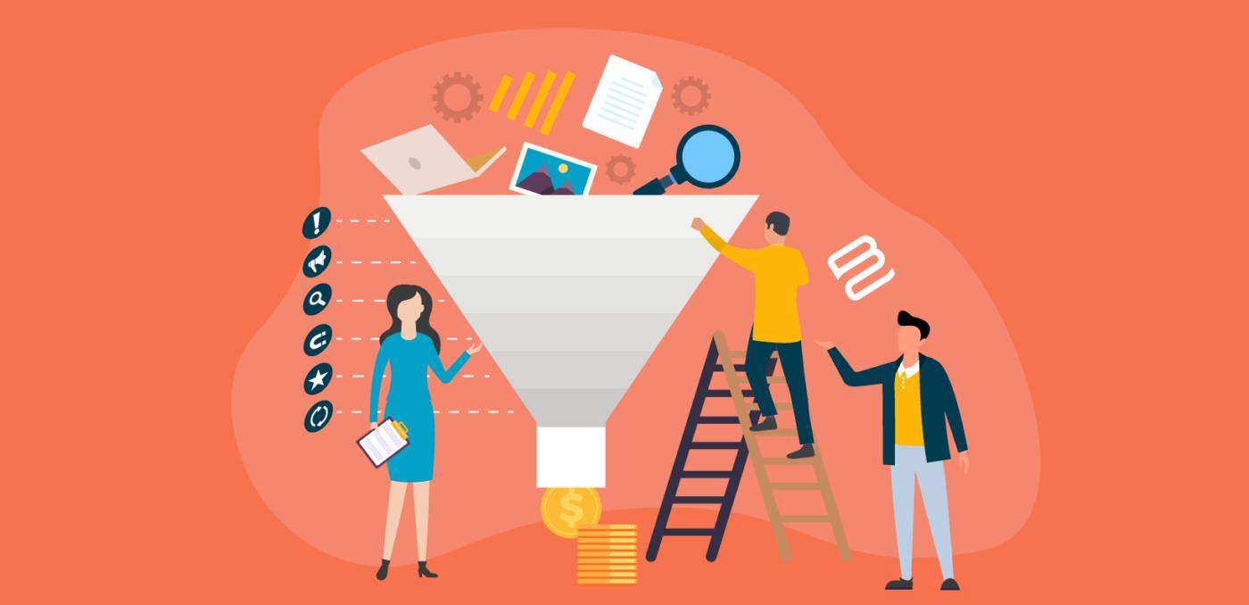 Phễu bán hàng là gì? What is sales funnel? Cách xây dựng phễu bán hàng  WooCommerce thành công, VietMis Blog | Kinh Doanh 4.0