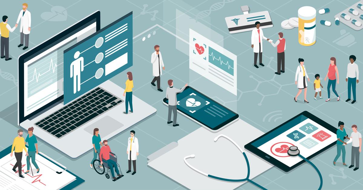Healthcare CRM là gì?