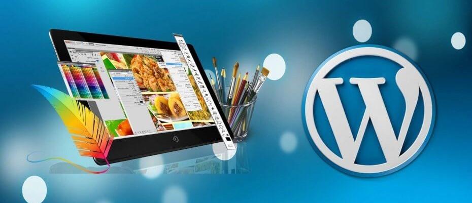 Thiết kế website bằng WordPress CMS